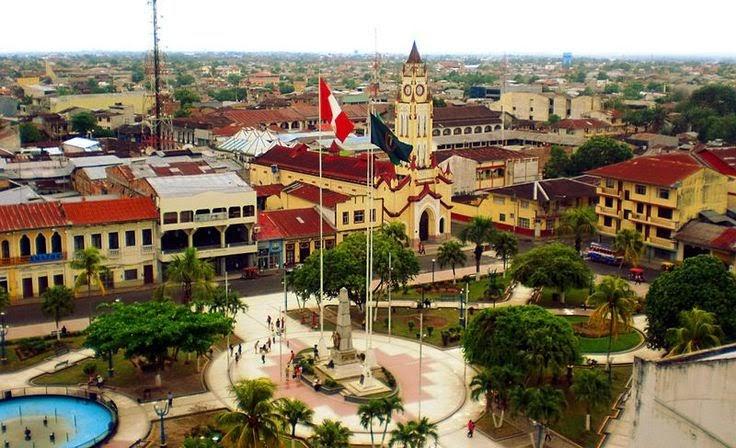 Iquitos,Peru: