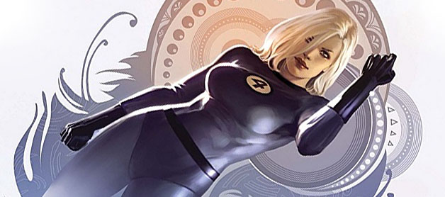 Invisible Woman (Marvel Comics) Character Review - 1