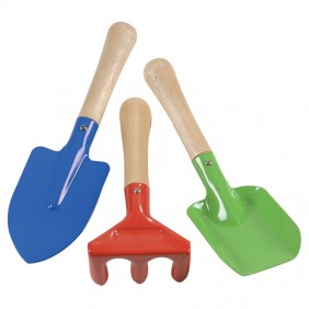 Mama love for small hands review giveaway for Small garden hand tools