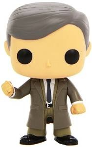 Click here to purchase your The X-Files Smoking Man Pop at Amazon!