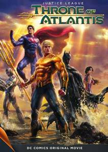 Justice League Throne of Atlantis (2015) Subtitle Indonesia