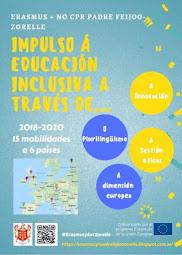 ERASMUS+ NO CPR PADRE FEIJOO ZORELLE