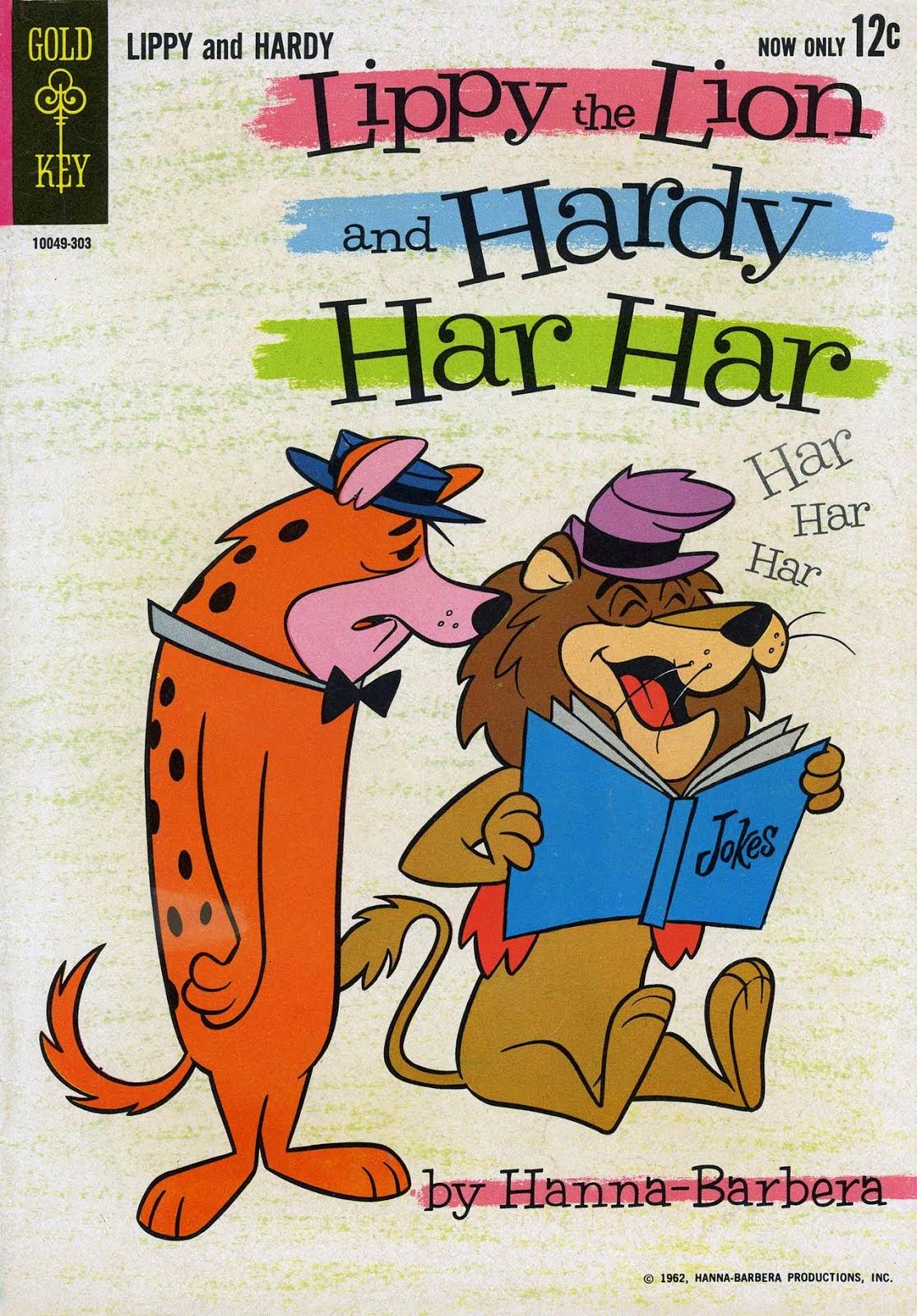 LIPPY E HARDY (LIPPY THE LION AND HARDY HAR HAR)