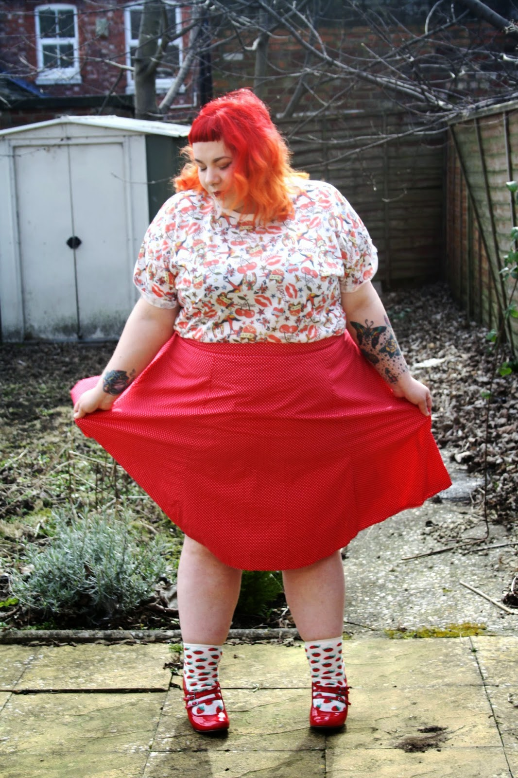 Ruby Thunder, plus size