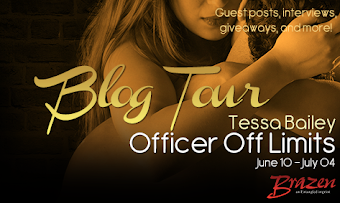 Officer Off Limits Blog Tour