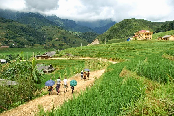 Sapa Tour by bus 3 nights 2 days,