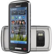 Προσφορά : smartphone NOKIA C6-01 SILVER
