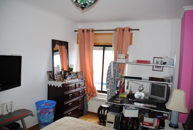 blog de decoração, antes e depois, decoração de kitnete, quitinete