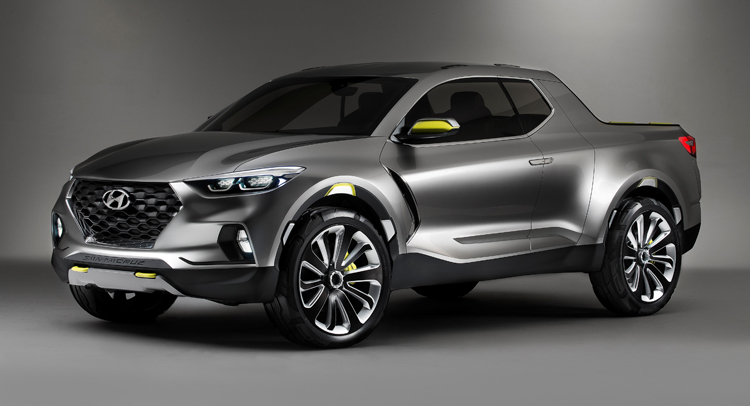 This is What a Kia Pickup Could Look Like