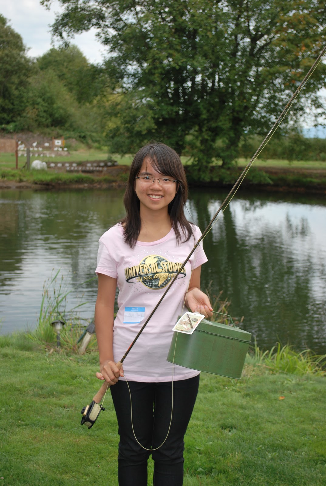 Girls fly fishing and adventure club for Fly fishing girls