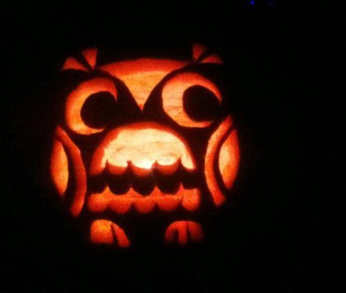 My owl barn free halloween pumpkin stencils carving