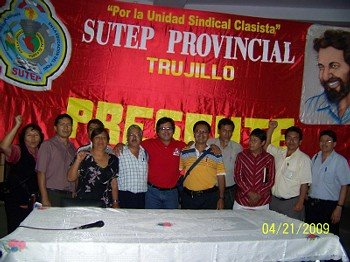SUTEP  TRUJILLO