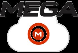 Todos os arquivos são hospedados no MEGA