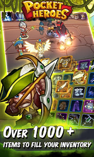 Download Mod Pocket Heroes Apk