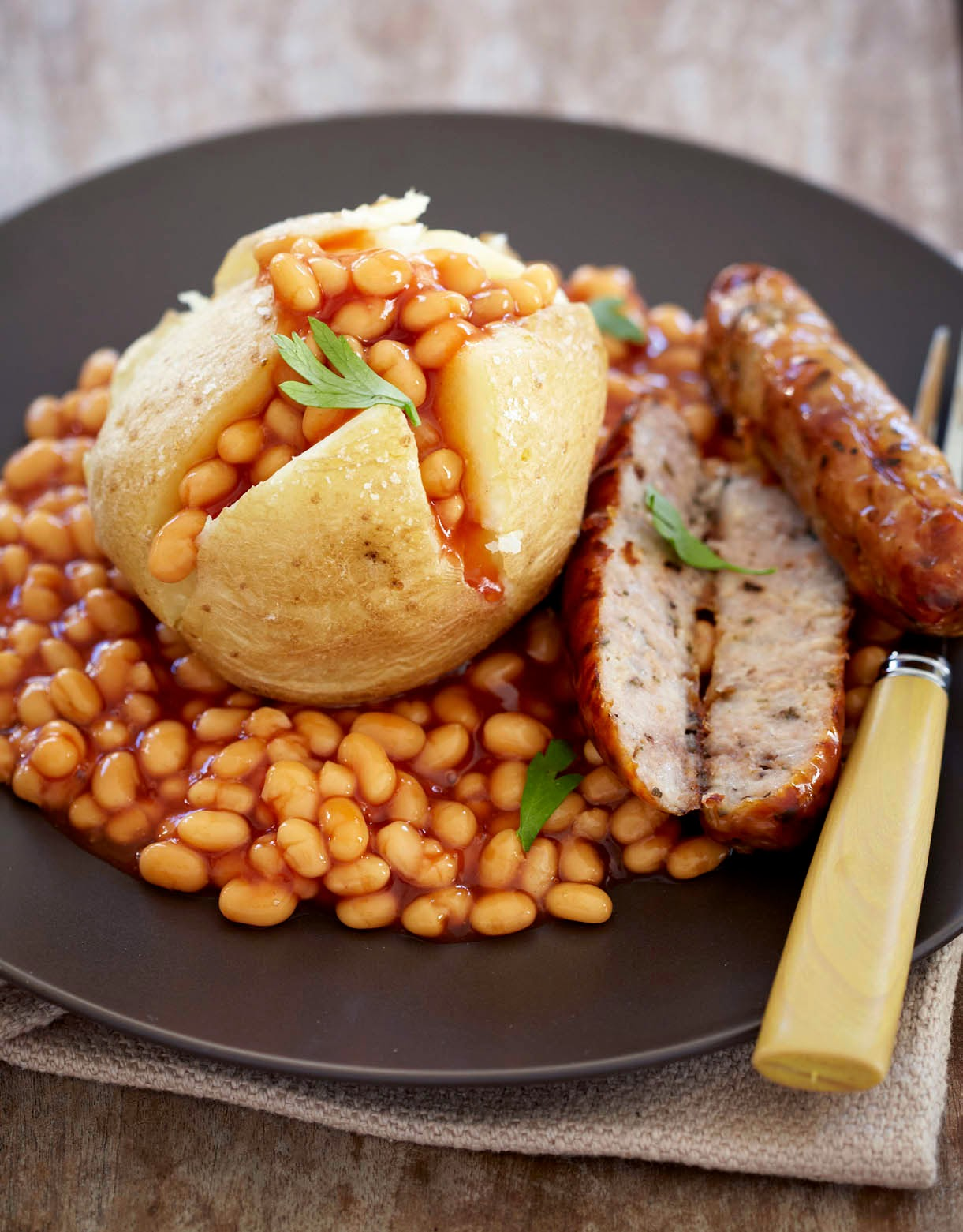 and sausage recipe sausage casserole with beans beans and sausage bake ...