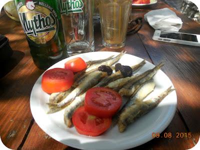 yam-yam la Taverna Kostas