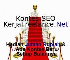 Kontes Seo kerja freelance