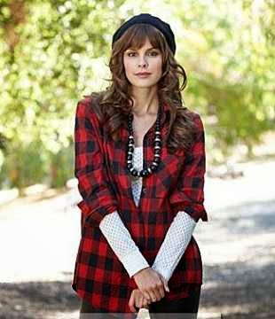 Yeni Moda Uzun Kollu Bayan Kışlık Gömlek