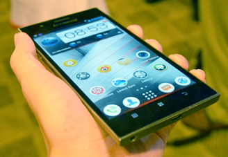 The Lenovo K900 in PH
