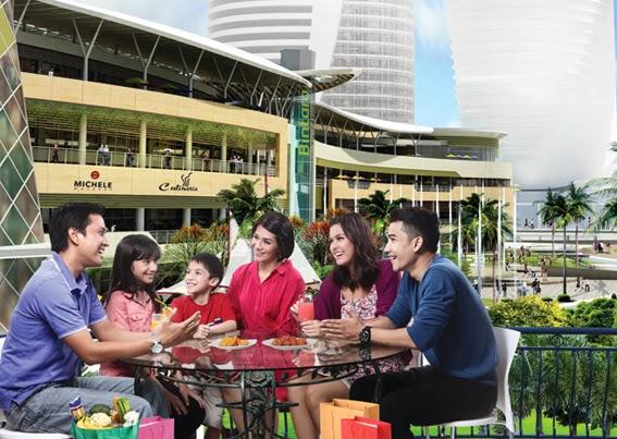 Kuliner Keluarga Bintaro Xchange Mall di Jakarta