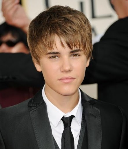 justin bieber new haircut 2011