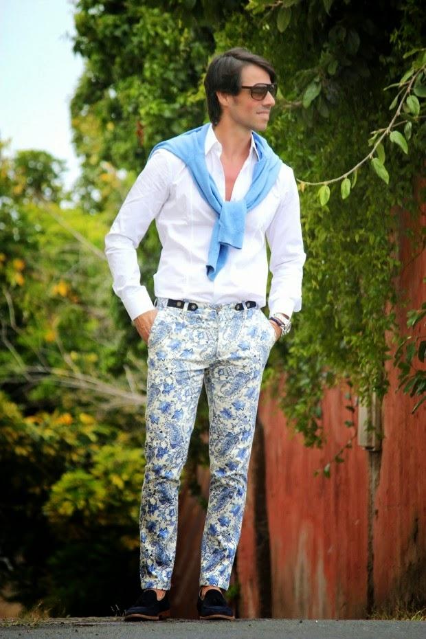 پیراهن مجلسی مردانه لیورپول Man: What to wear for summer 2014 - Style Motivation