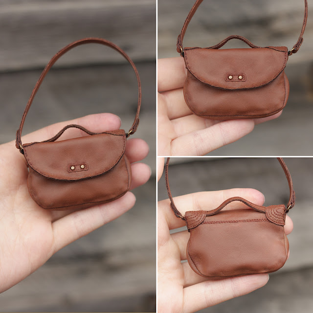 1/6 scale bag for doll