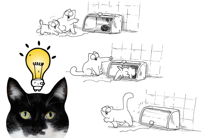 GLOGIRLY: Simon's Cat in Kitten Chaos GIVEAWAY!
