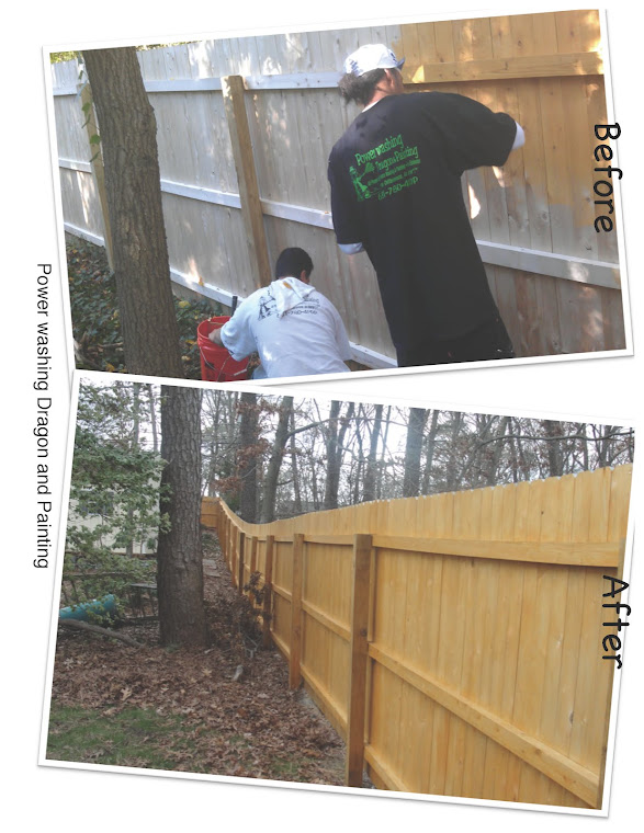 Wood staining, protection, and restoration