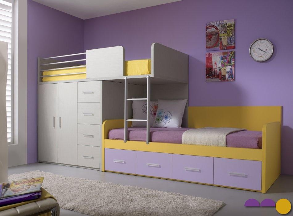 Muebles la liberal como organizar la habitaci n de los ni os - Organizar habitacion ninos ...