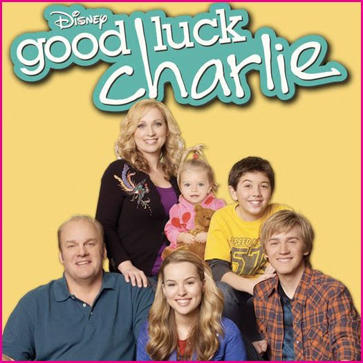 Good Luck Charlie Coloring Pages Printable