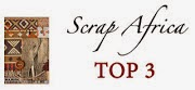 I made top 3 at Scrap Africa