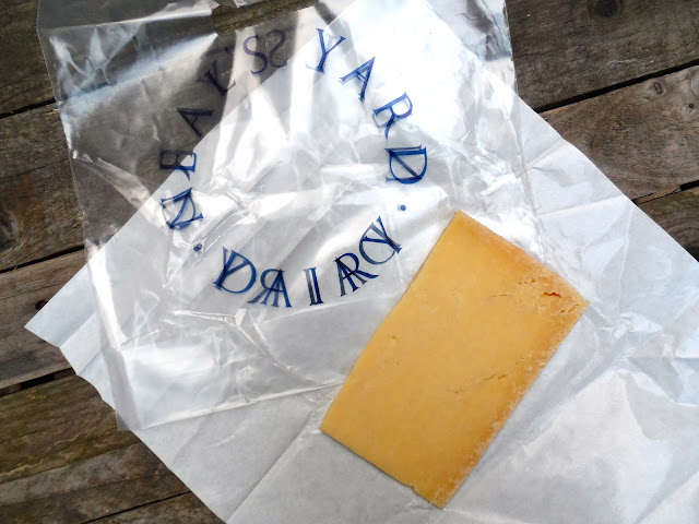 Neal's Yard Cheese from Borough Market on ballpointsandbiscuits.blogspot.co.uk