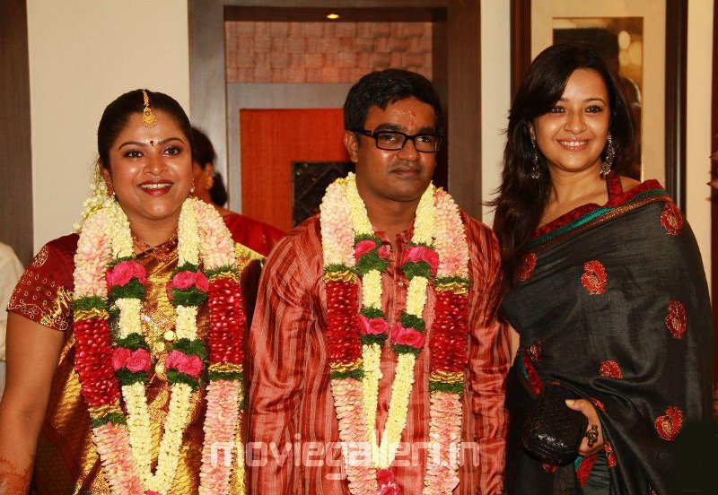 selvaraghavan geethanjali wedding engagement images, Director
