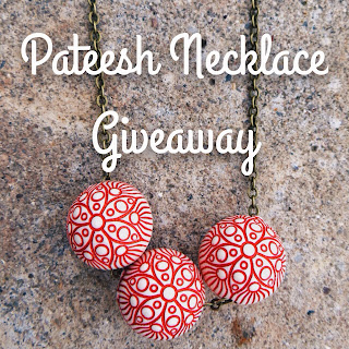 pateesh, pateesh jewelry, pateesh jewelry giveaway, handmade jewelry, free jewelry, free handmade jewelry, freebie friday, giveaway