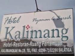 Hotel Bagus Murah di Salatiga - Hotel Kalimang