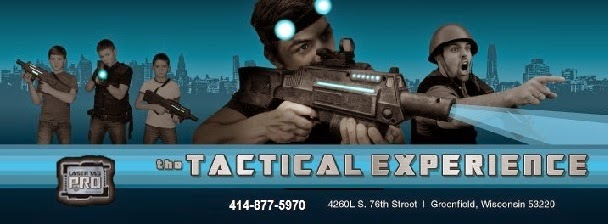 LaserTagPro Milwaukee