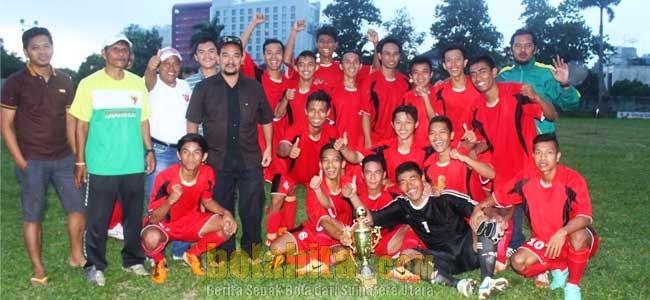 Ikut Liga Nusantara 2015, PS Deli Putra Medan Genjot Persiapan