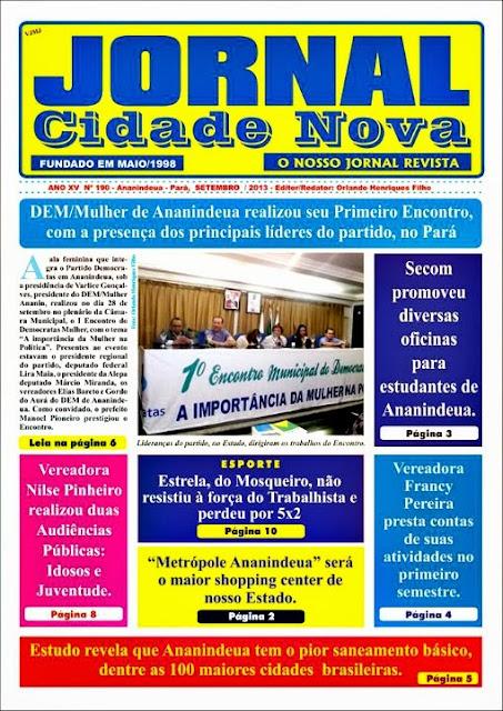 Jornal Cidade Nova