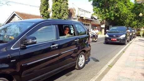 Mobil Dinas Kabupaten Banyuwangi