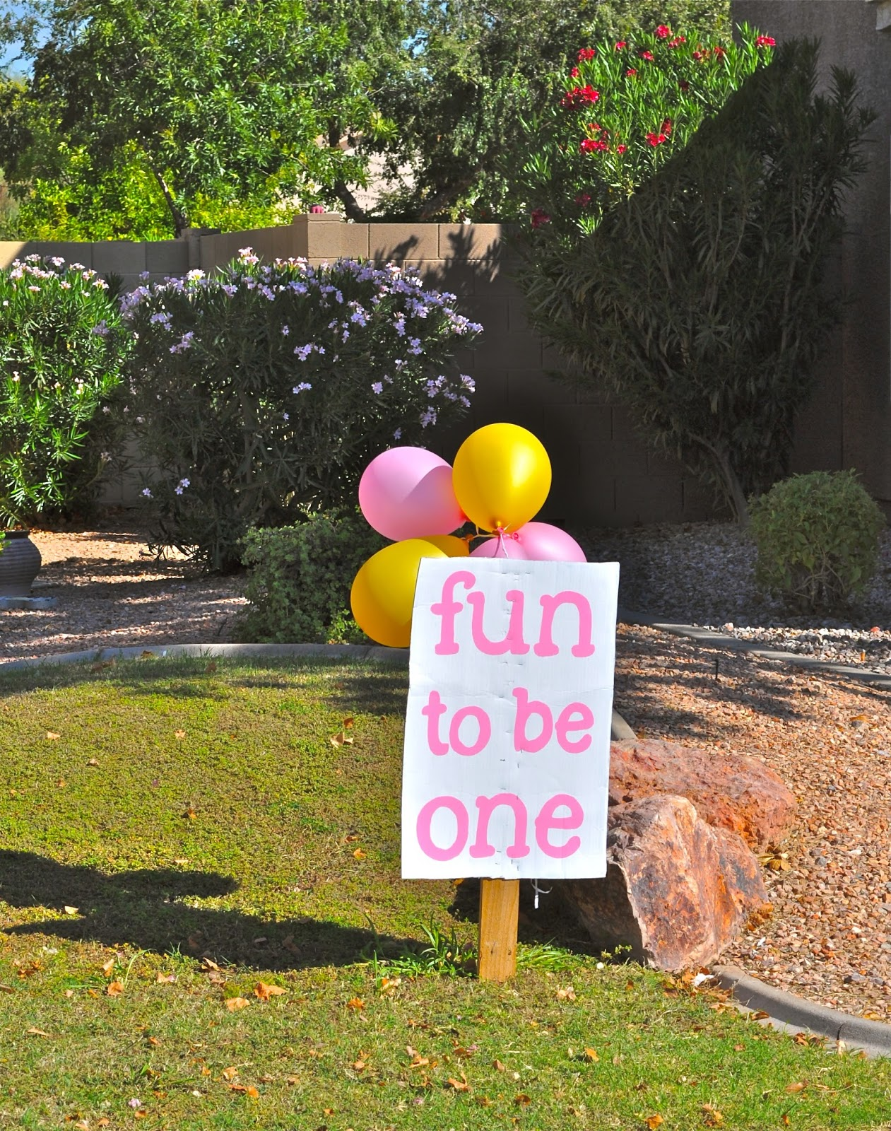 A Writer 39 S Wife Birthday Project 3 Diy Fun To Be One Sign