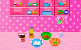 Screenshots of the Cooking Mini Cat Fish Cakes for Android tablet, phone.