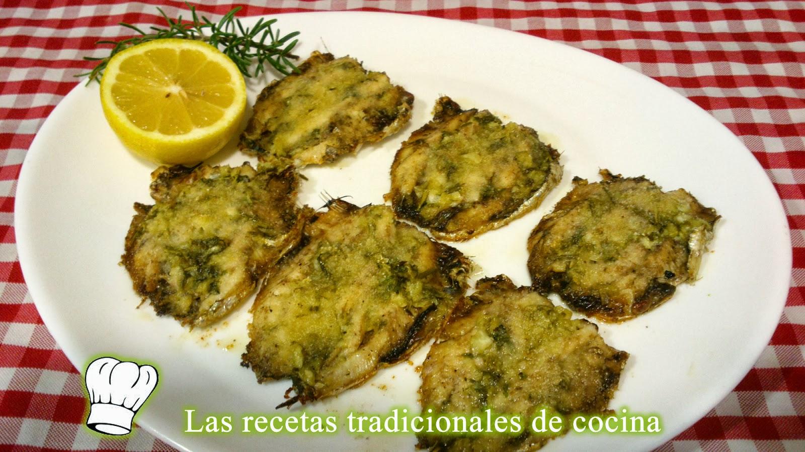 Receta de sardinas al horno recetas de cocina con sabor - Receta bogavante al horno ...