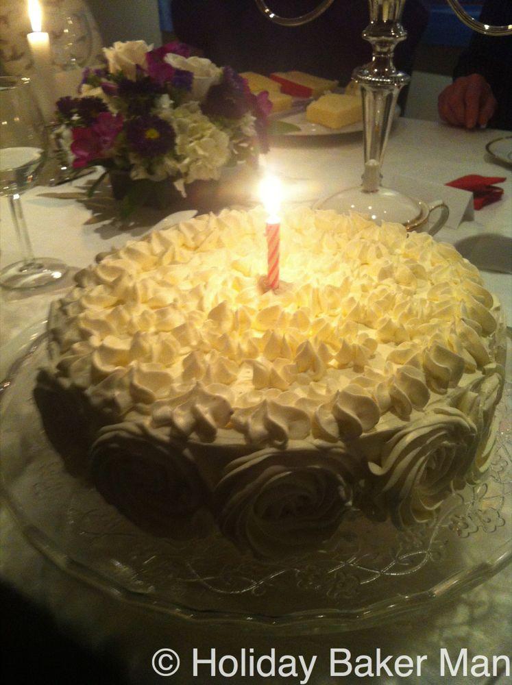 Happy Nonbirthday Cake