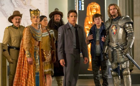 Review of the Night at the Museum: Secret of the Tomb