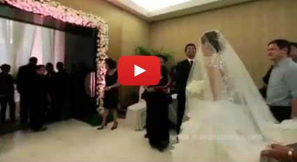 Maricar Reyes and Richard Poon Wedding HD Video | Reyes-Poon Nuptial ...