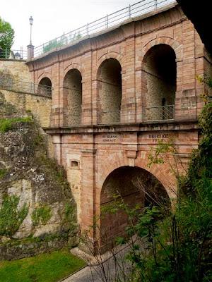 Pont du château - Bock Casemates
