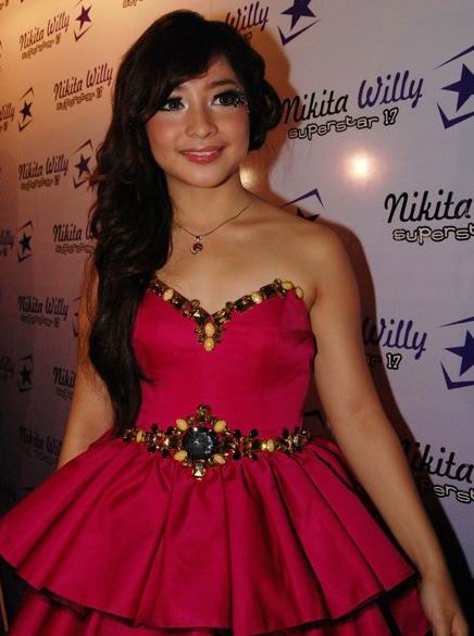 Nikita Willy Telanjang