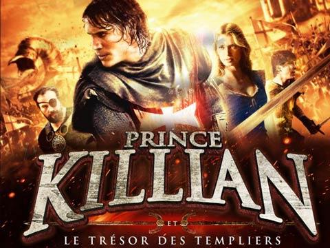 Prince Kilian et le trésor des templiers