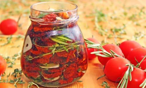 томаты вяленые